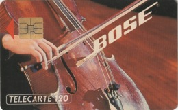 FRANCIA. Bose Violoncelle Rouge. 0302.1. 10/92. (245). - Musik