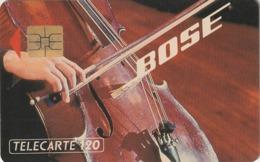 FRANCIA. Bose Violoncelle Rouge. 0302.1. 10/92. (245). - Music