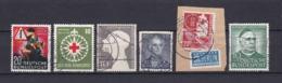 BRD - 1953 - Sammlung - Gest. - 59 Euro - BRD