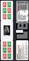 """FRANCE 2018 / CARNET De 13 TIMBRES ADHESIFS   """"  Marianne L'engagée  """" /  NEUF XX SUPERBE ET PEUT ETRE RARE - Definitives"""