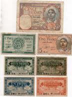 Algerie  1940 -1942 -1944 - Algerien