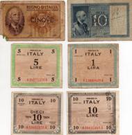 Italie  Circulés , Etat - [ 1] …-1946 : Royaume