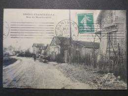 93 - Gagny - Franceville - CPA - Rue De Montfermeil - Coll A. Moquet - Le Rancy - 1909 - B.E - Peu Commune - - Gagny