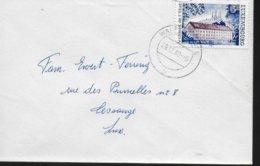 LUXEMBOURG Lettre 1980 Archives De L Etat - Denkmäler