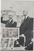 Carte-Maximum ALLEMAGNE - RFA  N° Yvert  1183  (Adenauer Et De Gaulle) Obl Sp Ill 1er Jour (Ed De Plonéour) - Maximum Kaarten