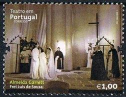2011 - PORTOGALLO / PORTUGAL - TEATRO / THEATER. USATO / USED. - 1910 - ... Repubblica