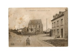 LIBRAMONT. - Ecole Communale Des Filles (1922). - Libramont-Chevigny