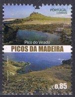 2017 - PORTOGALLO / PORTUGAL - PICCHI DI MADEIRA / PEAK OF MADEIRA. USATO / USED. - 1910 - ... Repubblica