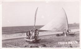 Seltenes ALTES Foto  AK- Größe   FORTALEZA / Brasilien  - Praia De Iracema - 1930 Ca. Aufgenommen - Fortaleza