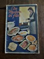 Oude Kookboek  De Keuken In Film - Andere Verzamelingen