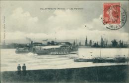 69  VILLEFRANCHE SUR SAONE / Les Parisiens / - Villefranche-sur-Saone