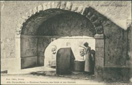 73 AIX LES BAINS / Ancienne Fontaine / - Aix Les Bains