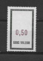 Fictif N° 149 De 1961 ** TTBE - Cote Y&T 2019 De 1,50 € - Phantomausgaben
