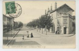 SAINT JEAN DE LUZ - Le Boulevard Thiers - Saint Jean De Luz