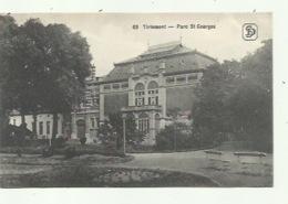 Tienen - Tirlemont - Parc St-Georges ( Duitse Postzegel 1915, Geprüft ) - Tienen