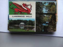 Wales Powys Llandrindod Wells - Wales
