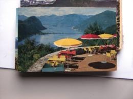 Zwitserland Lago Di Lugano Panorama De Serpiano - TI Ticino