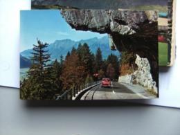 Zwitserland Schweiz Suisse BE Brünigpass Auto - BE Berne