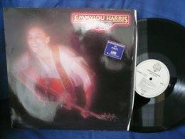Emmylou Harris 33t Vinyle - Laste Date - Enregistrement En Public - Country & Folk