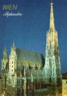 - WIEN. - Stephansdom Bei Nacht - - Églises