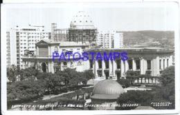121680 BRAZIL BRASIL PORTO ALEGRE RIO GRANDE DO SUL SQUARE MARECHAL DEODORO POSTAL POSTCARD - Brésil