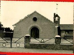 59-955 - NORD - HORNAING - Chapelle Notre Dame De Lourdes - Extérieur - Photo D'essai Pour Tirage - France