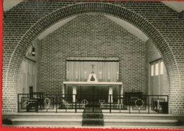 59-956 - NORD - HORNAING - Chapelle Notre Dame De Lourdes - Le Choeur - Photo D'essai Pour Tirage - France