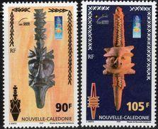 "Nle-Caledonie YT 823 & 824 "" Musée "" 2000 Neuf** - New Caledonia"