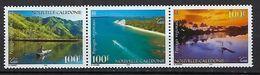 "Nle-Caledonie YT 827 à 829 "" Paysages "" 2000 Neuf** - New Caledonia"