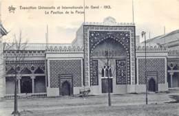 Gand Expo 1913 - Pavillon De Perse - Gent