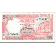 Billet, Sri Lanka, 5 Rupees, 1982, 1982-01-01, KM:91a, TTB - Sri Lanka