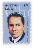 Glenn Theodore SeaborgAn American ChemistNobel Prize In ChemistryMNH Maldives - Scheikunde