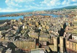 - GENOVA. - Panorama - - Genova (Genoa)