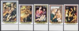 ISOLE COOK - 1993 - Serie Completa Formata Da 5 Valori Nuovi MNH: Yvert 1087/1091; Natale 1993. - Cook