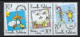 "Nle-Caledonie YT 831 à 833 "" Philatélie "" 2000 Neuf** - New Caledonia"
