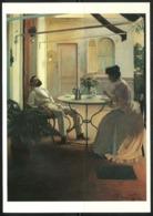 Carte Postale - Ramon Casas Y Carbo - L' Après Midi - TTBE - Non Voyagé - Peintures & Tableaux