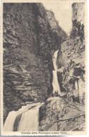 Cascata Della Piumogna Presso Faido - HP1875 - TI Tessin