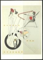 Carte Postale - El Lissitzky - Victoire Sur Le Soleil - Éditions Nouvelles Images - TTBE -Non Voyagé - Pittura & Quadri