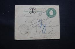 ARGENTINE - Entier Postal De Buenos Aires Pour La Belgique En 1900 - L 43463 - Interi Postali