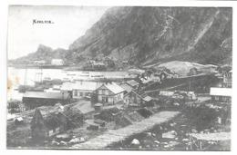 NORVEGE - KJELVIK - Norway