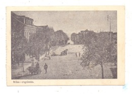 LITAUEN / LIETUVA - WILNA / VILNIUS, Pogulanka, 1916, Deutsche Feldpost - Litauen