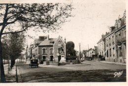 St - Nazaire -   Avant  Les  Bombardements.  -  Square  Aymé  Duquayrre - Le Croisic