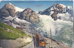 Jungfraubahn Eigergletscher - HP1876 - BE Berne
