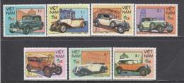 Vietnam 1985 - Automobile, Mi-Nr. 1618/24, Perforated, MNH** - Vietnam