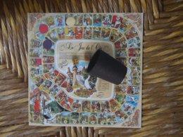 LE JEU DE L OIE JACQUES BOULAY   CPM  14 X 14 CM - Cartes Postales