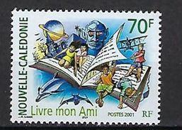 "Nle-Caledonie YT 859 "" Livre "" 2001 Neuf** - New Caledonia"