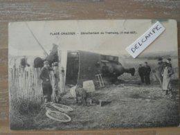 Macon,Flacé-Chazoux,Déraillement Du Tramway, (11 Mai 1907) - Macon