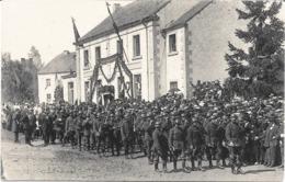 ROSSIGNOL - Manifestation Patriotique 18 Et 19 Juillet 1920 - Un Détachement Du 10e De Ligne - N'a Pas Circulé - Tintigny