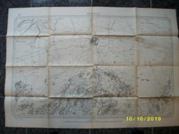 Topografische / Stafkaart Van Meerle (Zundert - Rijsbergen - Breda - Poppel) - Cartes Topographiques
