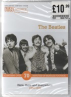 DVD The Beatles : Here, There And Everywhere 1963-1970 : 70 Minutes Of Beatles Footage - Music On DVD